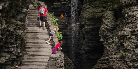 Visit Watkins Glen State Park