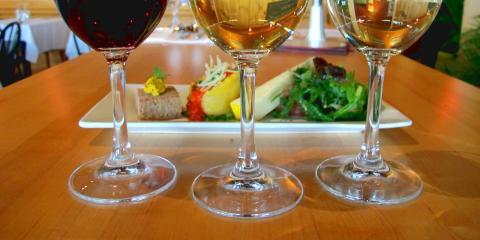 Finger Lakes wine on Seneca Lake
