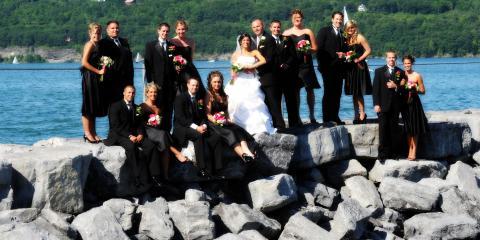 Wedding on Seneca Lake