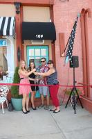 Ribbon cutting at Beauty by Frenchies