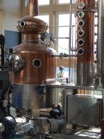 Fine spirits at Finger Lakes Distilling