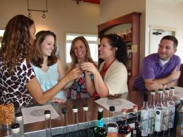 Visit the local wineries, breweries, and distilleries!