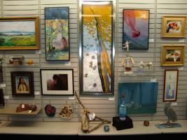 Franklin Street Art Gallery