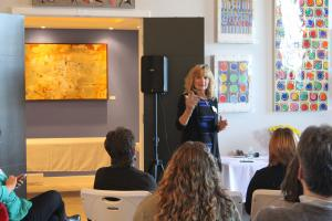 Engaging speakers make our educational events worthwhile.