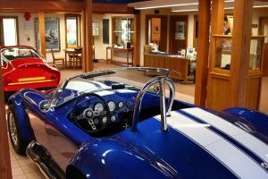 international motor racing research facility